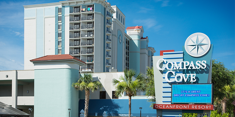 Compass Cove Resort in Myrtle Beach